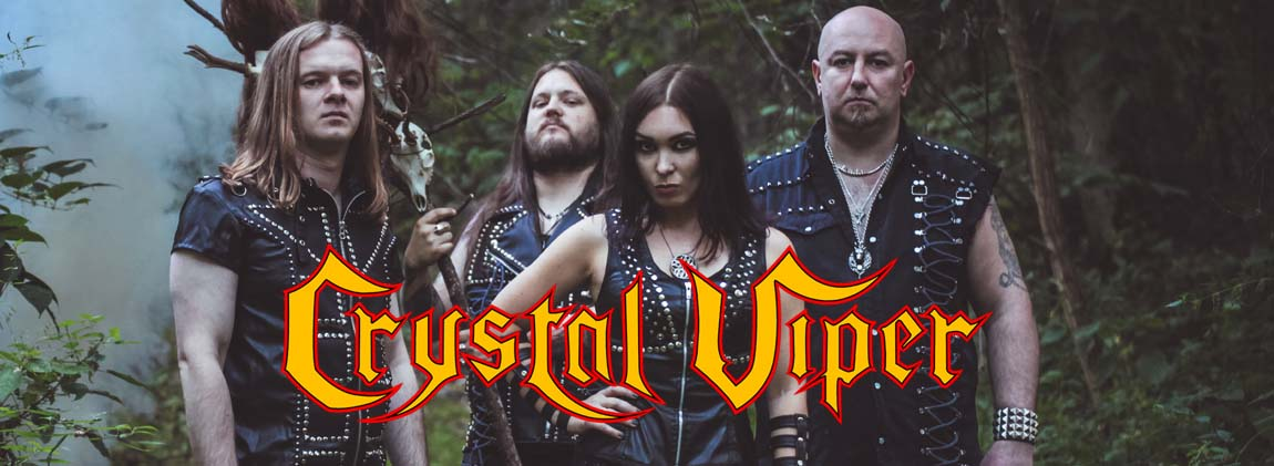 Heavy Metal con Crystal Viper