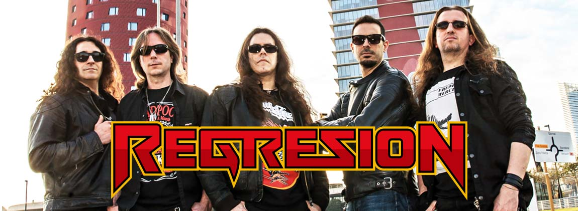 Regresion, Metal Nacional desde Barcelona