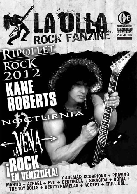 La Olla Rock Fanzine 45