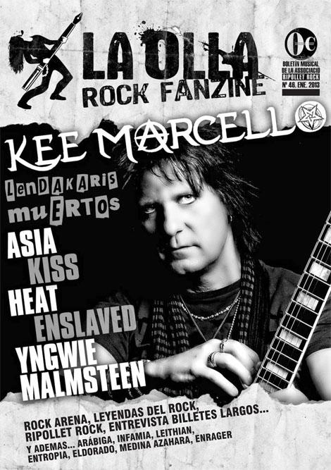 La Olla Rock Fanzine 46