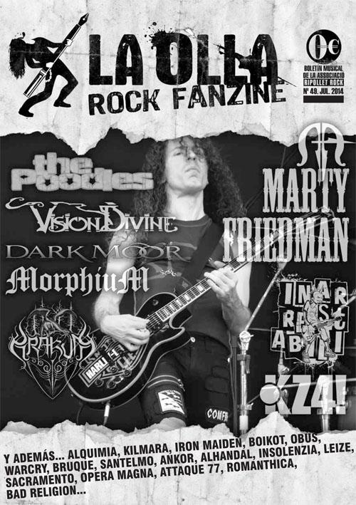 La Olla Rock Fanzine 49