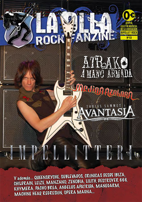 La Olla Rock Fanzine 52