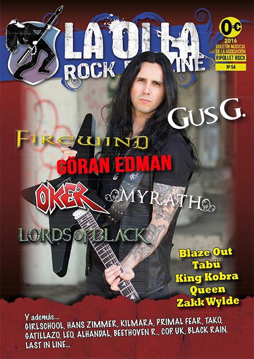 La Olla Rock Fanzine 54