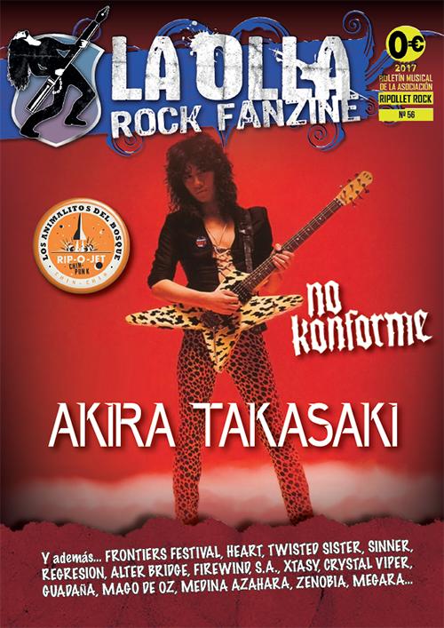 La Olla Rock Fanzine 56