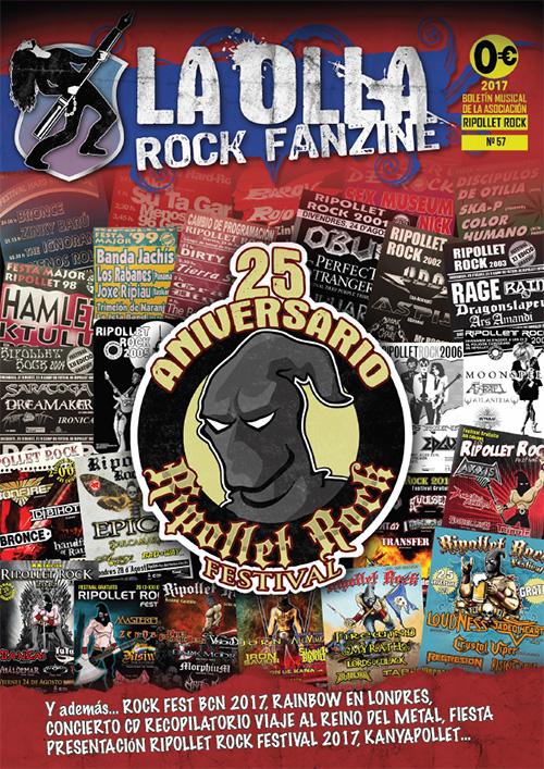 La Olla Rock Fanzine 57