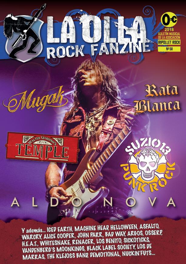 La Olla Rock Fanzine 58