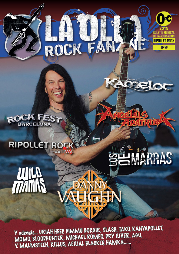 La Olla Rock Fanzine 59