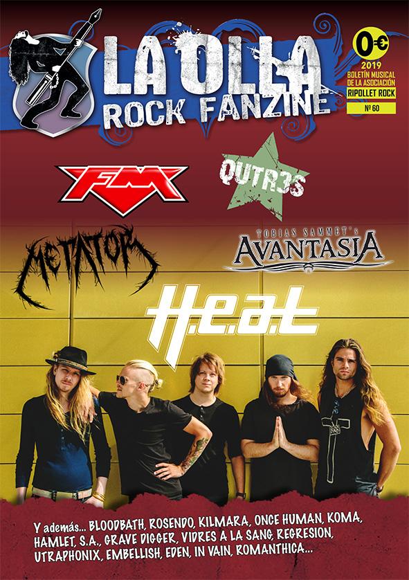 La Olla Rock Fanzine 60