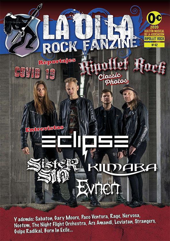 La Olla Rock Fanzine 62