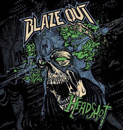 Blaze Out - Headshot