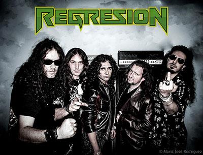 Regresion en Viaje Al Reino Del Metal