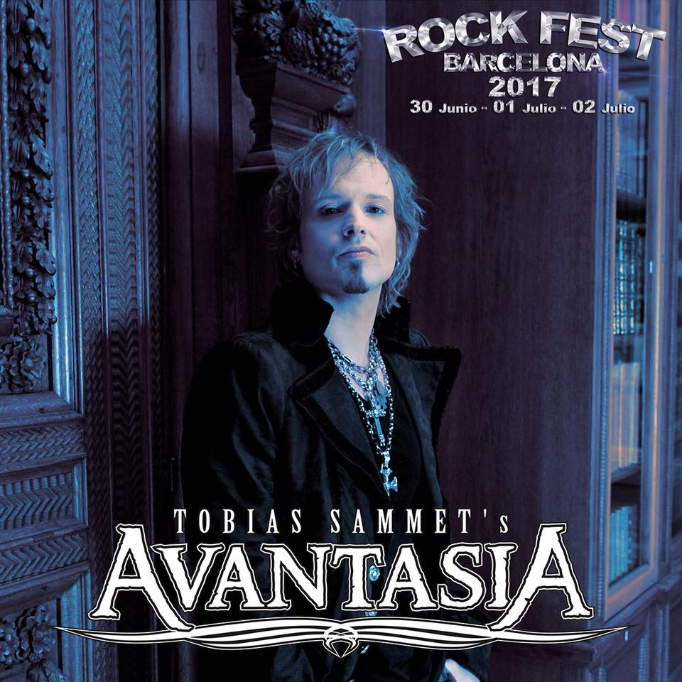 Avantasia al Rock Fest