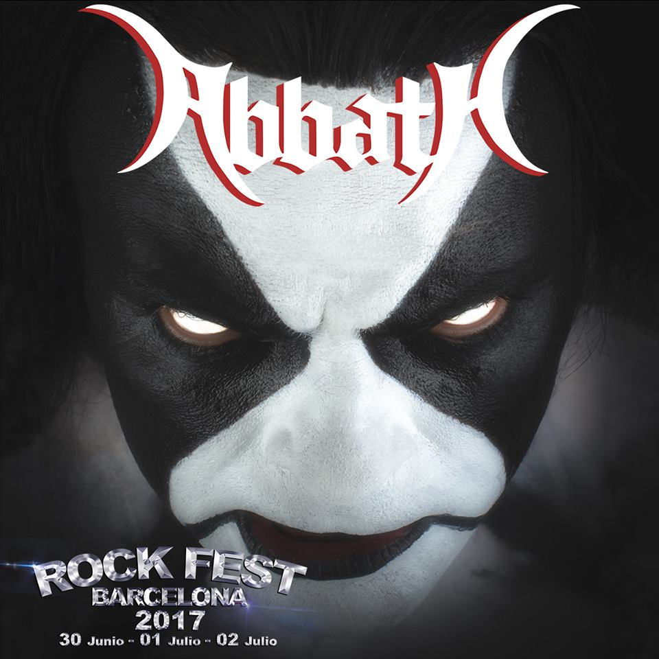 Rock Fest BCN 2017 Abbath