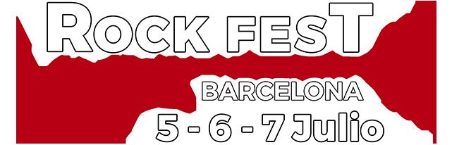 Rock Fest BCN 2018