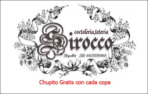 Coctelería Sirocco