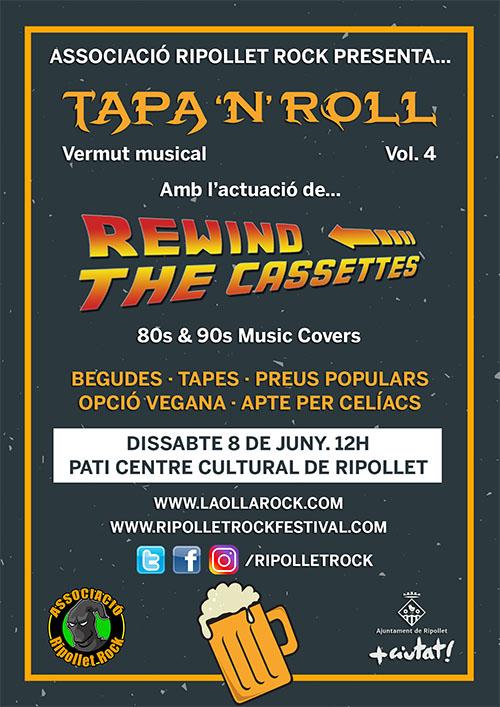 Vermu Musical Tapa n Roll