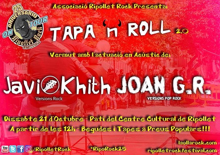 Ripollet Rock - Tapa 'n' Roll 2.0