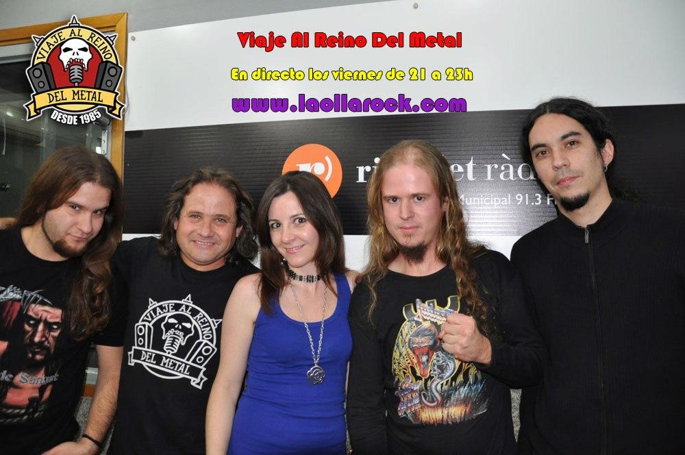 Equipo Viaje Al Reino Del Metal