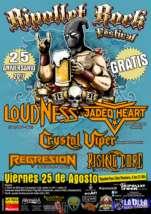 Ripollet Rock Festival 2016