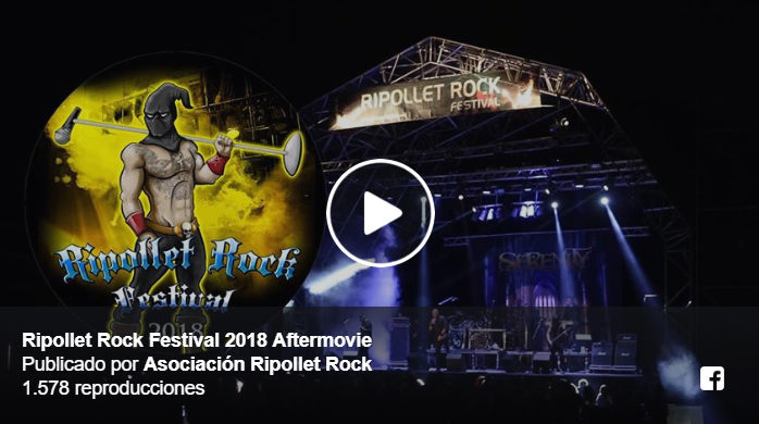 Ripollet Rock Festival 2018 Aftermovie