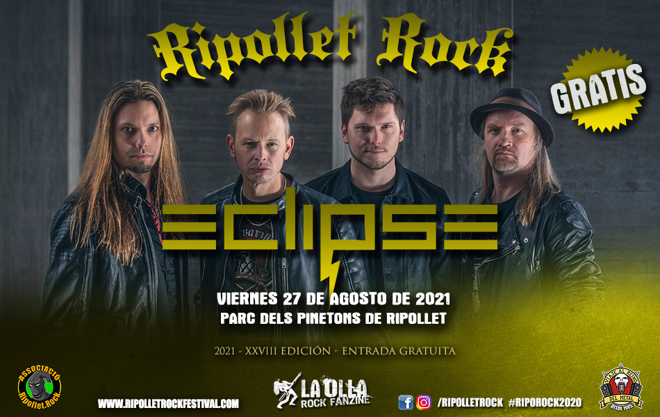 Eclipse Ripollet Rock Festival 2021
